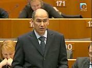 Janša v evropskemparlamentu