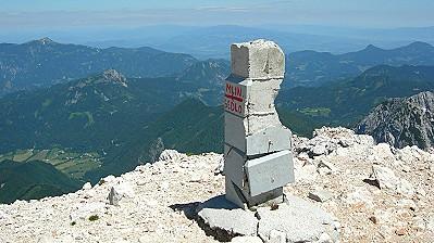 Vrh Grintovca