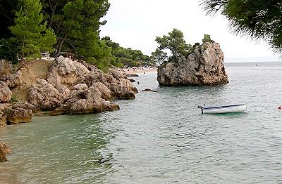 Brela plaža2